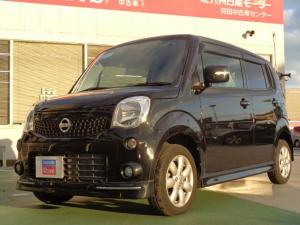 日産 モコ 660 G エアロスタイル タ-ボ バックモニタ- ETC