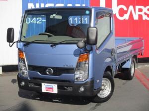 日産 アトラストラック 2.0 フルスーパーロー最大積載量1500kg スチール荷台
