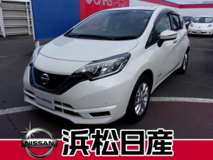日産 ノート 1.2 e-POWER X 3.9パーセント残クレ対象車