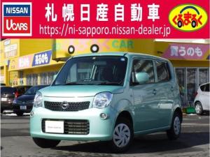 日産 モコ 660 S FOUR 4WD  シートヒーター