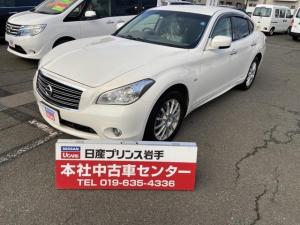 日産 フーガ 3.7 370GT FOUR 4WD /キセノンライト/メーカーOPナビ/ETC