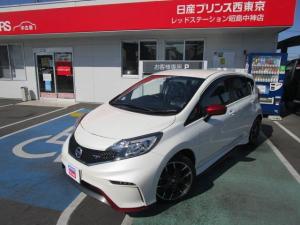 日産 ノート 1.6 NISMO S 5速車 LEDライト