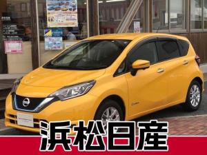日産 ノート 1.2 e-POWER X 3.9残価設定クレジット対象車