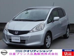 ホンダ フィット 1.3G スマートセレクション 4WD ナビ キセノン