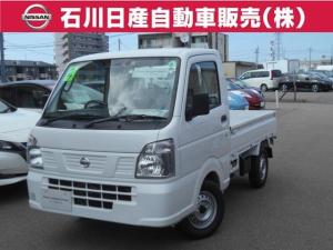 日産 NT100クリッパートラック 660 DX セーフティ パッケージ 4WD