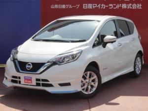 日産 ノート 1.2 e-POWER X FOUR Vセレクション 4WD 純正エアロ付き 未使用車