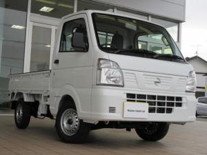 日産 NT100クリッパートラック DX 農繁仕様 4WD デフロック バックブザー