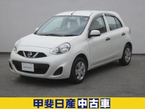 日産 マーチ 1.2 S レンタカーUP車