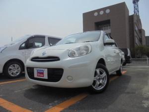 日産 マーチ 1.2 12X FOUR 4WD CD ワンオーナー禁煙車