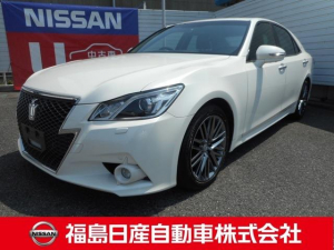 トヨタ クラウン 3.5 G 純正ナビ・フルセグTV・AVM・ETC