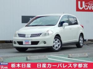 日産 ティーダ 1.5 15M ワンオーナー車・HDDナビ・ワンセグTV