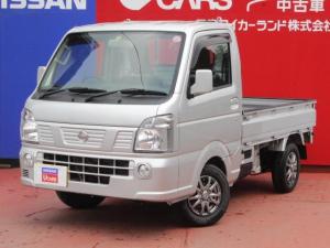 日産 NT100クリッパートラック 660 GX 4WD エアコン