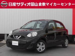 日産 マーチ 1.2 S リモコンキー 当社社用車