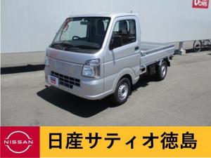 日産 NT100クリッパートラック 660 DX 4WD パワステ エアコン