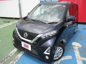 日産 デイズ HWS X 社有車UP 純正ナビ エマブレ ドラレコ LED