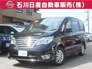 日産 セレナ 2.0 HWS Vセレクション+SafetyII 4WD