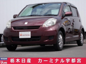 トヨタ パッソ 1.0 X イロドリ 純正HDDナビ&ワンセグチューナー内蔵