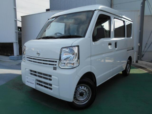 日産 NV100クリッパーバン 660 DX ハイルーフ 5AGS車 新車保証継承・法定点検渡