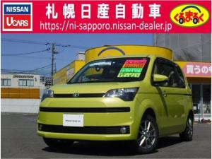 トヨタ スペイド 1.5 F 4WD ナビゲーション・バックカメラ・TV