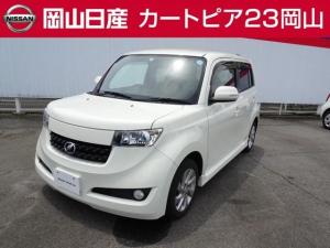 トヨタ bB 1.5 Z エアロGパッケージ 純正HDDナビ 車検整備き