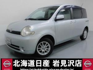 トヨタ シエンタ 1.5 X 4WD スダッドレスタイヤ付