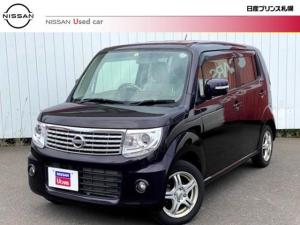 日産 モコ 660 ドルチェ G FOUR 4WD HDDナビ