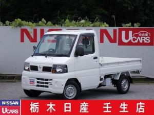 日産 クリッパートラック 660 SDエアコン付 2WD・5MT