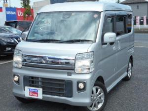 日産 NV100クリッパーリオ G ハイルーフ ワンオ-ナ-車 両ASD エマブレ Mナビ