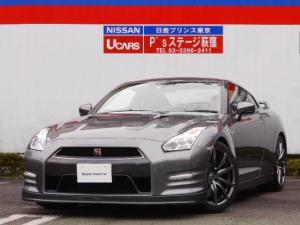 日産 GT-R 3.8 ピュアエディション 4WD ナビTV 寒冷地仕様