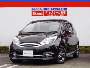 日産 ノート 1.2 X DIG-S ライダー ナビTV キセノン ETC
