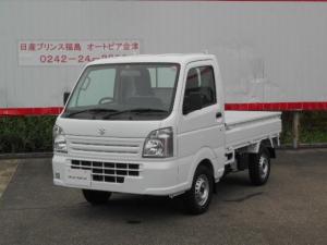 スズキ キャリイトラック 660 KCエアコン・パワステ 3方開 4WD