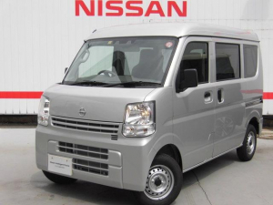 日産 NV100クリッパーバン 660 DX セーフティパッケージ ハイルーフ 5AGS車 当社社用車UP