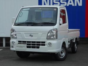 日産 NT100クリッパートラック 660 GX 4WD CD&AM/FMラジオ