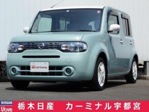 日産 キューブ 1.5 15X Vセレクション 純正メモリーナビ・フルセグ・スマートキー