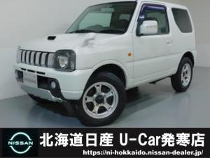 スズキ ジムニー 660 クロスアドベンチャー XC 4WD メモリーナビ