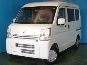 日産 NV100クリッパーバン 660 GXターボ ハイルーフ ターボ エマージェンシーブレーキ