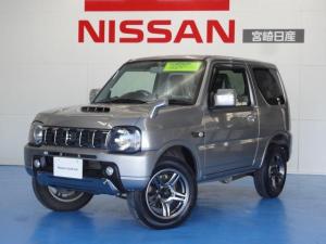 スズキ ジムニー 660 XG 4WD ABS/CDプレーヤー/4WD