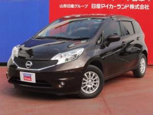 日産 ノート 1.2 X FOUR 4WD エマージェンシーブレーキ付