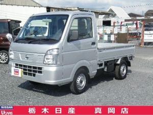 日産 NT100クリッパートラック 660 DX 4WD AM&FMチューナー