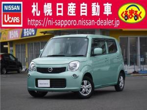 日産 モコ S FOUR 660 S FOUR 4WD アイドリングストップ シートヒーター