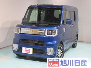 ダイハツ ウェイク 660 Gターボ SAII 4WD LEDヘッドライト・メモリーナビ