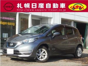 日産 ノート 1.2 e-POWER X FOUR 4WD エマブレ・VDC・LDW