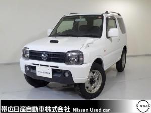 マツダ AZオフロード 660 XC 4WD 新品スタッドレスタイヤ装着