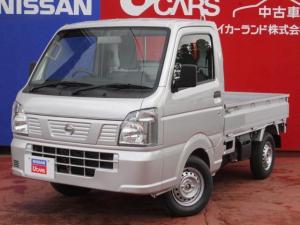 日産 NT100クリッパートラック 660 DX 4WD 未使用車・A/T