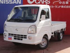 日産 NT100クリッパートラック 660 GX 4WD 未使用車・A/T