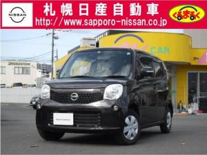 日産 モコ X FOUR 660 X FOUR 4WD