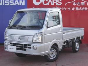 日産 NT100クリッパートラック 660 GX 4WD エマージェンシーブレーキ