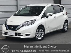 日産 ノート 1.2 e-POWER X 弊社社有車 ナビ 全方位モニター