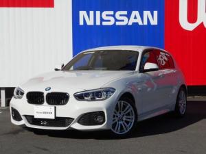 BMW 1シリーズ 118d Mスポーツ クルーズコントロール・LEDヘッドライト