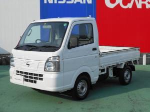 日産 NT100クリッパートラック 660 DX 農繁仕様 4WD 5MT